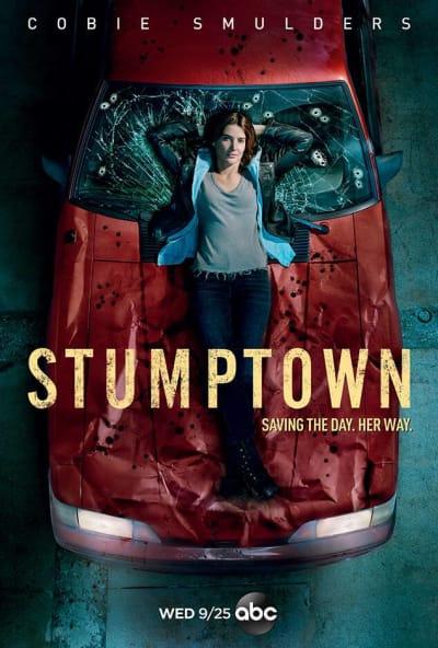 Stumptown Poster