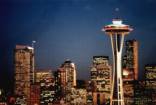 Grey's Anatomy: The View From Seattle