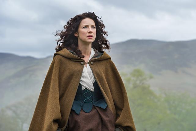 Claire - Outlander