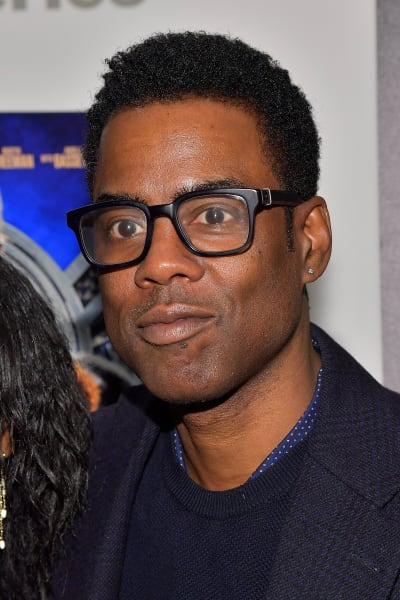 Chris Rock Attends Screening