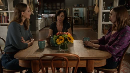 Merriwick Knowledge - Good Witch Season 6 Episode 3