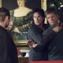 Dad in Danger - The Vampire Diaries Season 8 Episode 7