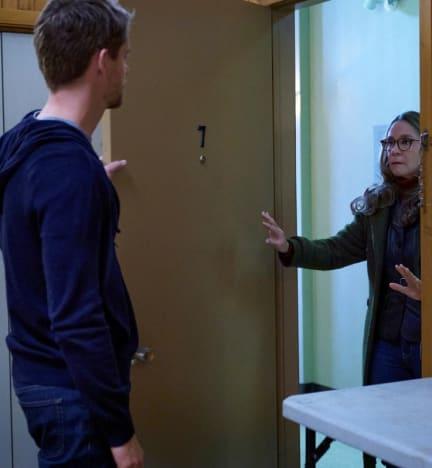 Unwelcome Visit - The Republic of Sarah Season 1 Episode 3