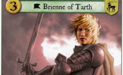 Game of Thrones Casting Scoop: Gwendoline Christie as Brienne