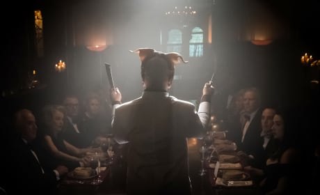 Gotham Red Band Trailer: Professor Pyg Gets Bloody!