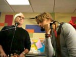 Pierce Joins Vaughn's Band
