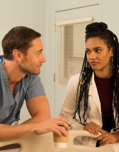 Besties - Tall - New Amsterdam Season 1 Episode 14