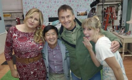 Glee Casts Brittany's Parents!