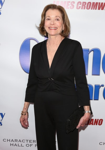 Jessica Walter Attends Carney Awards
