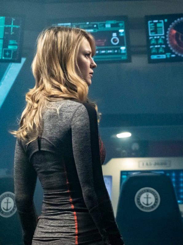 Kaznia - Supergirl Season 4 Episode 16