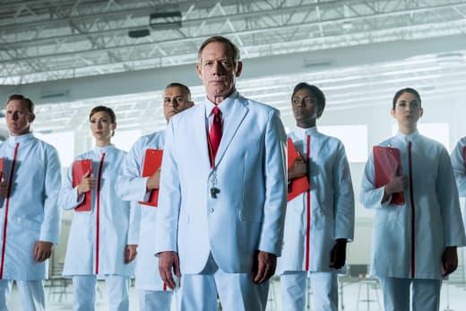 Men in White - Preacher Season 2 Episode 7