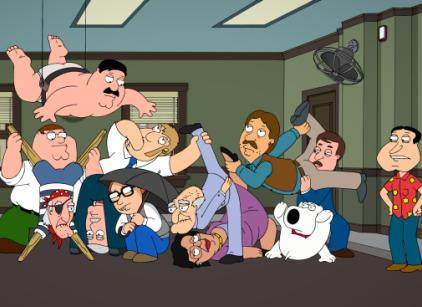 Watch Family Guy Season 11 Episode 16 Online