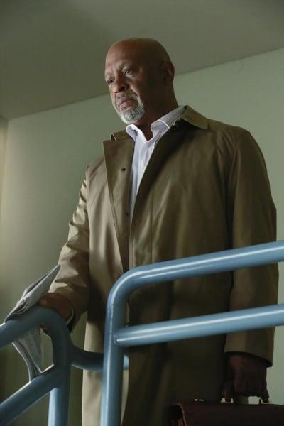 Keeping His Secret - Grey's Anatomy