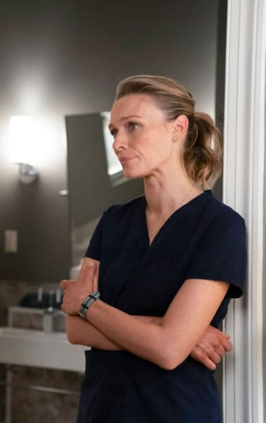 Unimpressed Sarah - The Village Season 1 Episode 4