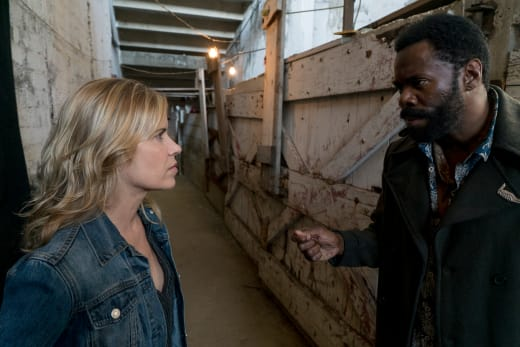Trouble In Paradise - Fear the Walking Dead Season 3 Episode 14
