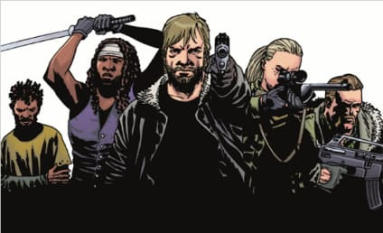 The Walking Dead to Celebrate 10-Year Anniversary at Comic-Con
