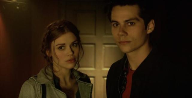 Stiles and Lydia - Teen Wolf