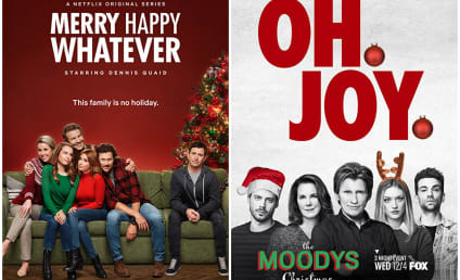 The Holiday Series Showdown: Merry Happy Whatever vs The Moodys