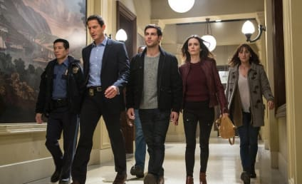 Grimm Spinoff With a Female Lead In Development at NBC!