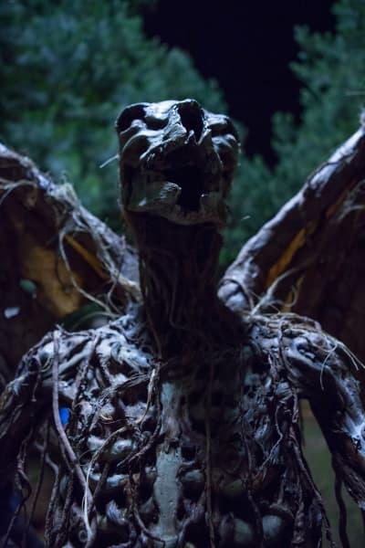 The Wraith - Stan Against Evil Season 2 Episode 2