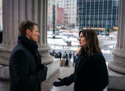 Watch Law & Order: SVU Season 19 Episode 12 Online