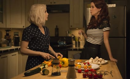 iZombie Photo Preview: Blaine and Ravi Team Up