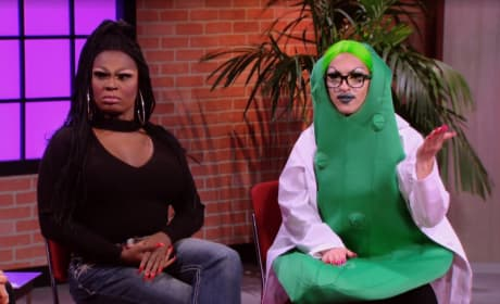 "RuPaul's Drag Race: 13 Favorite Moments From ""The Bossy Rossy Show"""