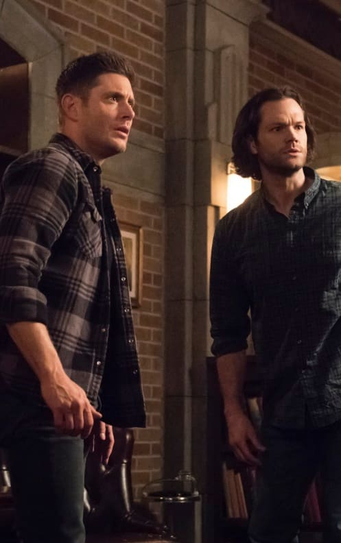 A Huge Surprise - Supernatural Season 14 Episode 13