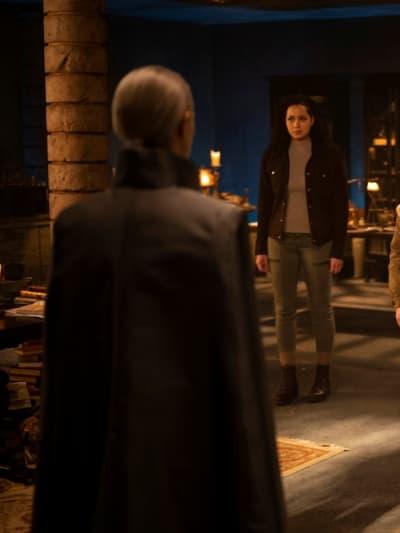 Trouble - Charmed (2018) Season 3 Episode 10 - Charmed (2018)