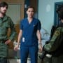 Jordan and TC - The Night Shift Season 4 Episode 9