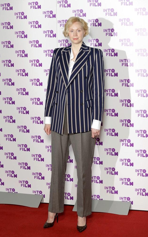 Gwendoline Christie Attends Into Film Awards