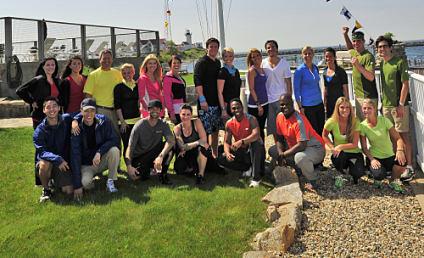 CBS Announces Cast for The Amazing Race 17