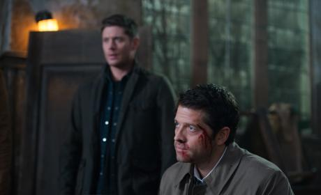 You're going to want to sit down for this - Supernatural Season 12 Episode 10