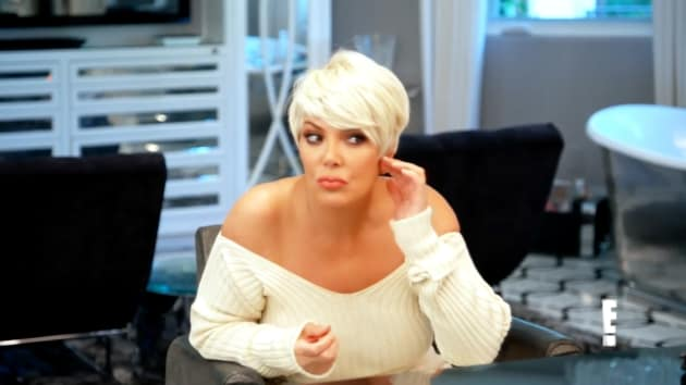 Kris Jenner Has New Hair! - Keeping Up with the Kardashians ...