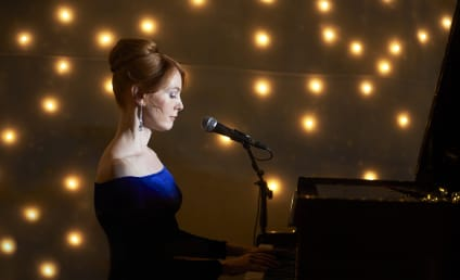 Alicia Witt Talks Holiday Movie Magic and Christmas Tree Lane