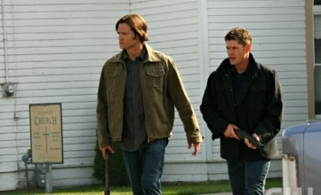 Supernatural Shot