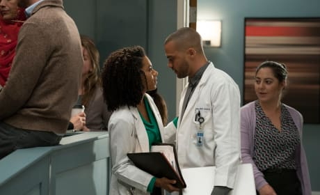 A Moment of Intimacy - Grey's Anatomy Season 14 Episode 20