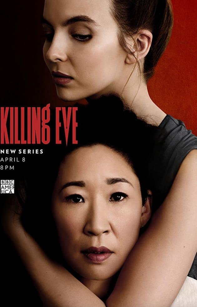 Killing Eve Season 1 Poster