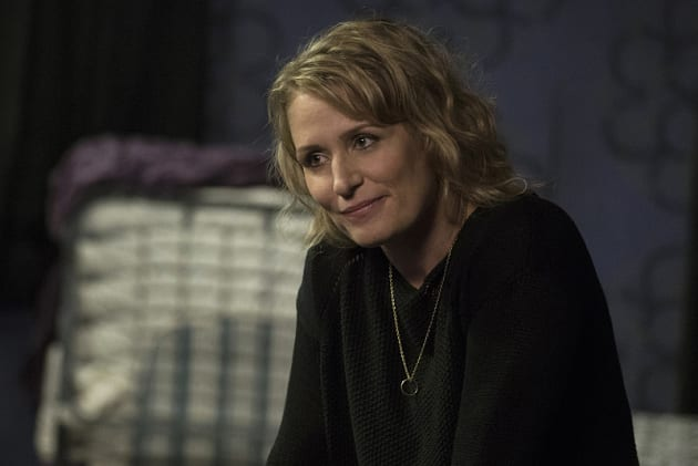 Mary is ready to go - Supernatural Season 12 Episode 3