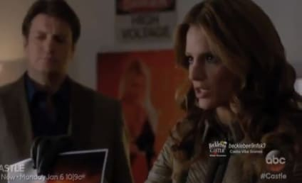 Castle Sneak Peek: Coming Under Fire