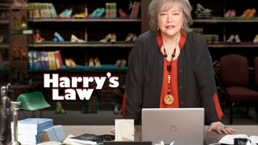 Harry's Law Logo