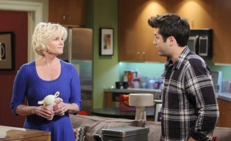Adrienne Offers Advice - Days of Our Lives