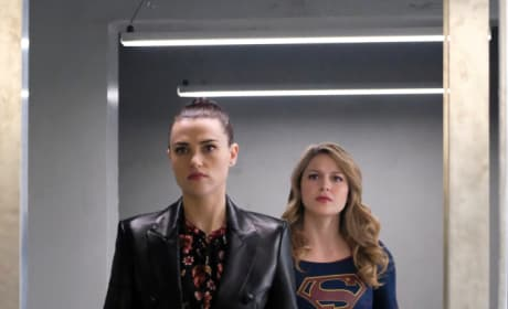 Let's Find Something - Supergirl Season 4 Episode 18
