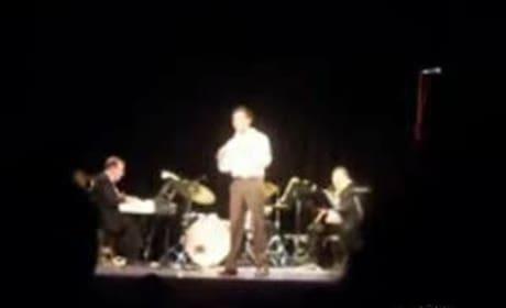 Brandon Barash Sings