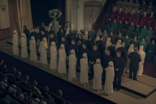 A Ceremony - The Handmaid's Tale Season 2 Episode 5