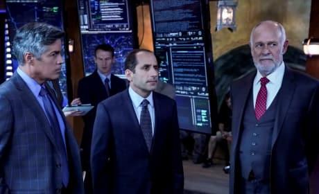 Trio of Substitutes - NCIS: Los Angeles