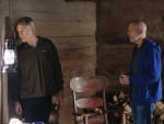 Gibbs Help Fornell - NCIS