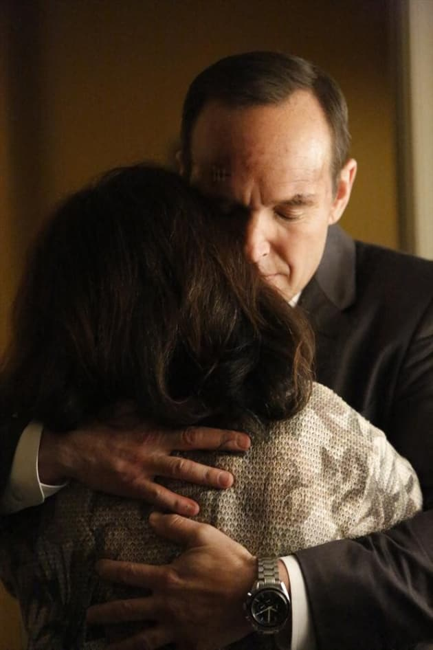 Coulson Is Devastated - Agents of S.H.I.E.L.D. Season 2 Episode 11