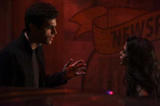 Sibling Squabble - Shadowhunters Season 2 Episode 9