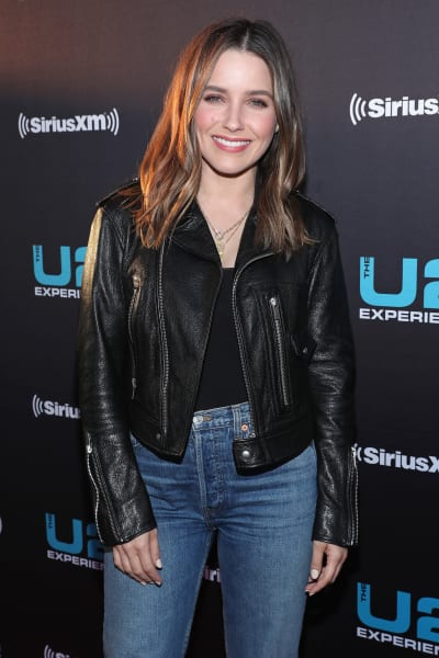 Sophia Bush Attends Concert